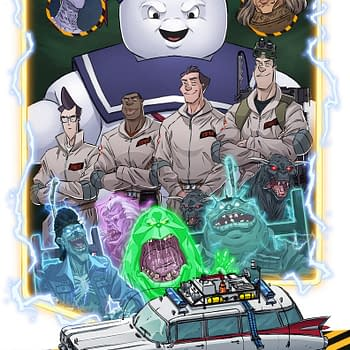 IDW Plans Weekly Ghostbusters Event for April with 4 Teams