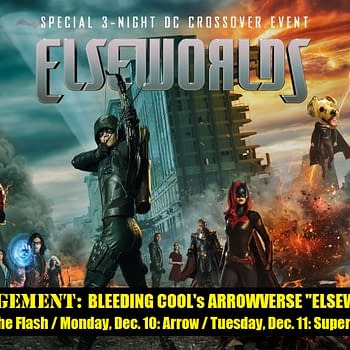 Crisis Management: Supergirl Elseworlds Part 3 (Bleeding Cools Arrowverse Live-Blog)