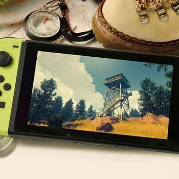 Firewatch is Coming to the Nintendo Switch in Mid-December