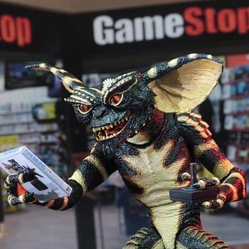 NECA Reveals a Gamestop Exclusive Ultimate Gremlins Figure