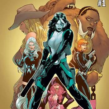 Simone and Baldeons Domino Relaunched as Domino: Hotshots Mini-Series in March