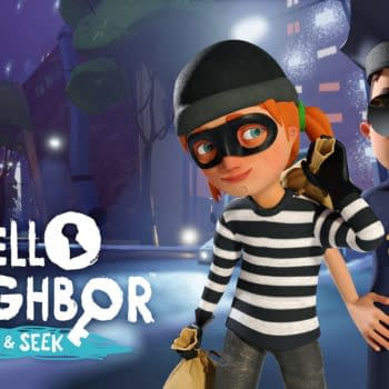Hello Neighbor: Hide & Seek Launches on the Epic Games Store
