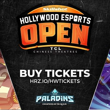 Hollywood Esports Will Hold a Paladins Open Tourney at TCL Chinese Theater