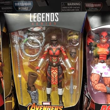 BC Toy Spotting: New Years Spotting Marvel Legends LEGO Funko and More