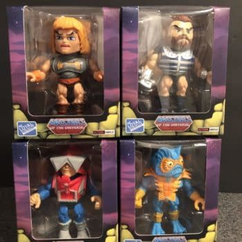 The Loyal Subjects Masters of the Universe Wave 2 1