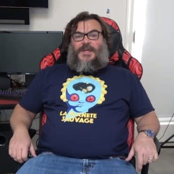 Jack Black Launched a Gaming YouTube Channel for Some Reason
