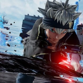 The Latest Character to Join Jump Force is Asta from Black Clover