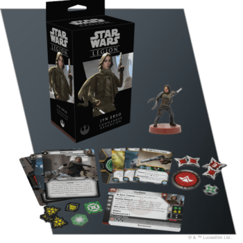 Review: Jyn Erso Expansion for Star Wars: Legion Adds Interesting Dynamics