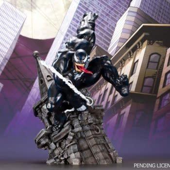 Kotobukiya Venom Statue 6