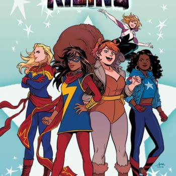 Marvel Rising Relaunches as a New Mini-Series in March from Nilah Magruder and Roberto Di Salvo