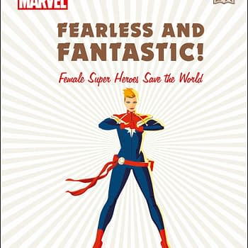 Review &#8211 Marvel: Fearless And Fantastic