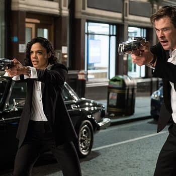 Men in Black: International &#8211 MiB Goes Global to Save the Universe (TRAILER)