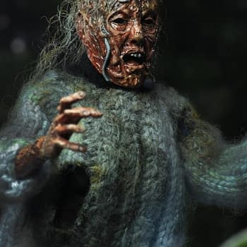 Friday The 13th Part 3 Corpse Pamela Voorhees Figure Coming From NECA