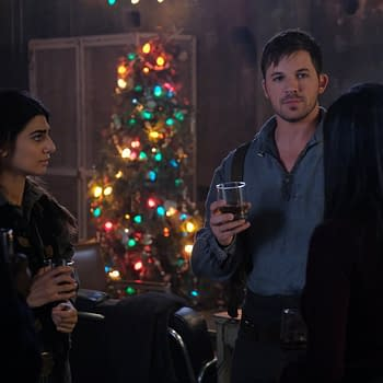 Timeless The Miracle of Christmas: A Clockblockers Guide to Timely Toasts (Season 2)