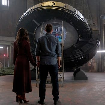 Timeless The Miracle of Christmas: Can The Time Team Save History One Last Time (PREVIEW)