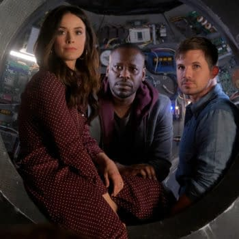 Timeless 'The Miracle of Christmas': The Time Team Looks to Finish What They Started (PREVIEW)