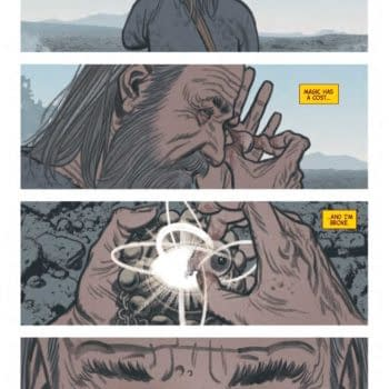Doctor Strange Isn't Looking So Well These Days, in Next Week's Best Defense: Doctor Strange