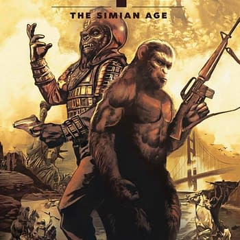 Planet of the Apes: The Simian Age #1 Review