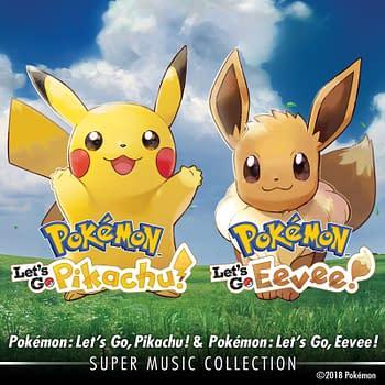 Pokémon: Lets Go Soundtracks Are Now on iTunes