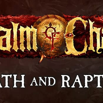 Wrath and Rapture Teaser from Games Workshop