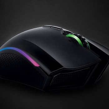 Review: Razer Mamba Wireless Gaming Mouse