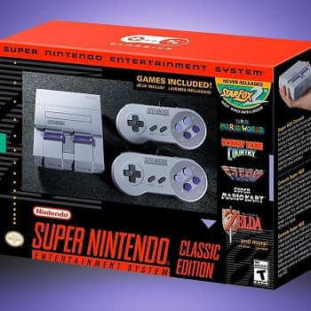 Nintendo Discontinues the NES and SNES Classic Editions