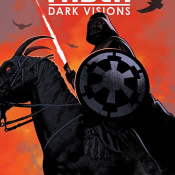 Dark Visions: A New Darth Vader Mini from Marvel in the Shadow of Chuck Wendig