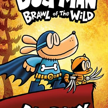 Dav Pilkeys Dog-Man to Party Like Its 1991 With 5 Million Copy Print Run