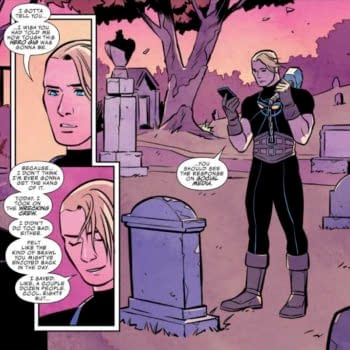 Thunderstrike a Victim of Social Media Backlash in Asgardians of the Galaxy #4