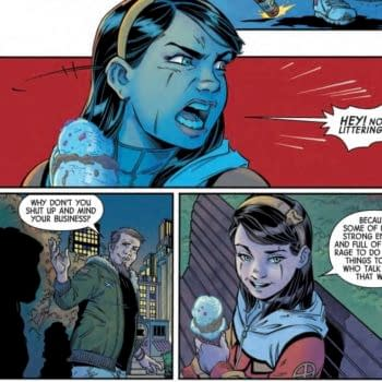 Honey Badger Shuts Down Male Aggression in Next Week's X-23 #7