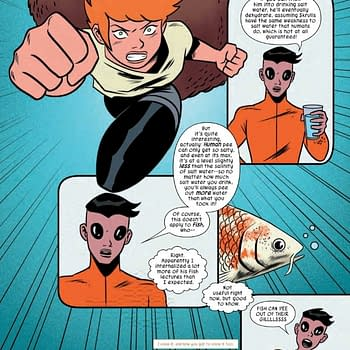 Startling Facts About Fish Pee Revealed in Next Weeks Unbeatable Squirrel Girl #39