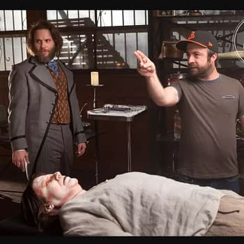 Drunk History Tackles The Creation of Frankenstein in 2019