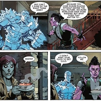 Somebody Needs a Snickers in Next Weeks Iceman #4