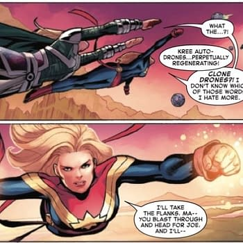 Clone Drone Problems in Next Weeks Life of Captain Marvel #3