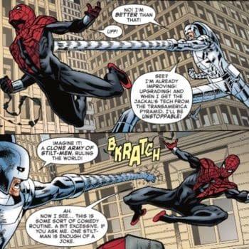Into the Stilt-Verse: Stilt-Man Has a Terrifying Plan in Next Week's Superior Spider-Man #1