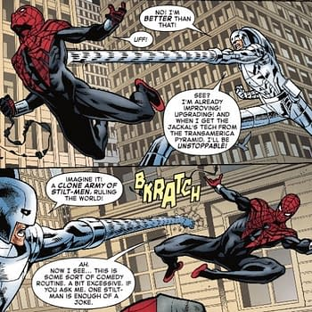Into the Stilt-Verse: Stilt-Man Has a Terrifying Plan in Next Weeks Superior Spider-Man #1