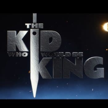 Sir Patrick Stewart is Merlin in 'The Kid Who Would Be King' Trailer