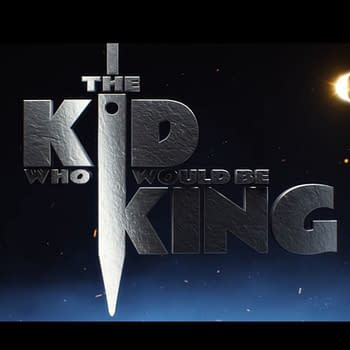Sir Patrick Stewart is Merlin in The Kid Who Would Be King Trailer
