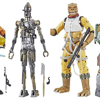 Star Wars Black Series Archive Collection Figures Are Hitting Stores Now