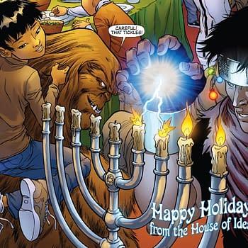 Whos Celebrating Hanukkah A Look at Jewish Superheroes