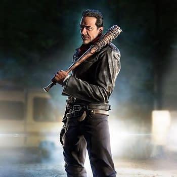 The Walking Deads Negan Finally Gets a Full Trailer for Tekken 7