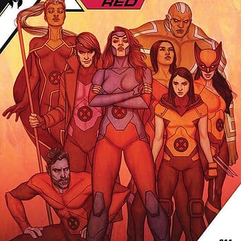 In Goodbye Post for X-Men Red Tom Taylor Says He Could Have Written Series for Years