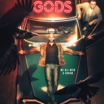 """American Gods Season 2: """"We All Need a Savior,"""" a Premiere Date and Official Poster, Too!"""