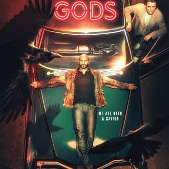American Gods Season 2: We All Need a Savior a Premiere Date and Official Poster Too