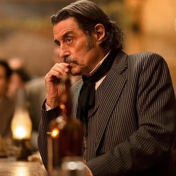 Aint They A Pair: Images of Bullock Swearengen from Deadwood Movie