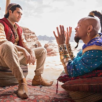 A New Trailer for the Live-Action Remake of Aladdin Will Drop Tomorrow