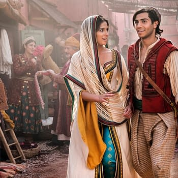 4 Character Posters and 1 New International Poster for Aladdin New Look at Iago
