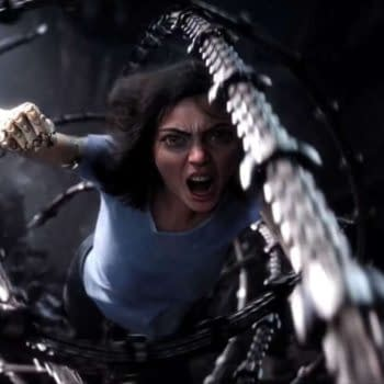 James Cameron Explains Why Robert Rodriguez Was So Important to Alita: Battle Angel