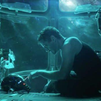 NASA Gives Marvel Studios Advice on Rescuing Tony Stark