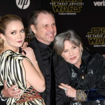 Where's My Biopic? Actor, Writer, Activist Carrie Fisher